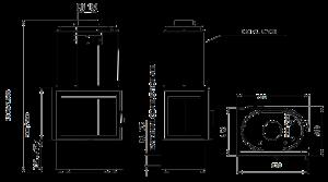 CHOPOK R-90-450 780